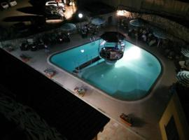 HOTEL LE PALME, отель в городе Сант-Анна-Аррези