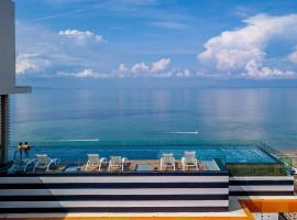The Riviera Jomtien Unit 26D02 Seaview อพาร์ตเมนต์ในหาดจอมเทียน