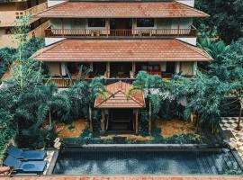 Anamiva, Goa - AM Hotel Kollection, spa hotel in Anjuna