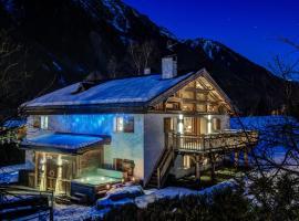 Chalet Tissières, hôtel à Chamonix-Mont-Blanc