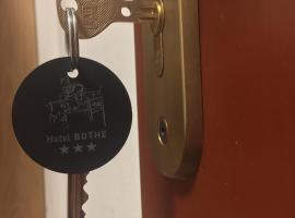 Hotel Bothe, hotel v Považskej Bystrici