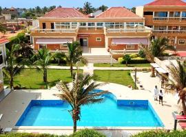 Hôtel Résidence Madiba, hotel in Lomé