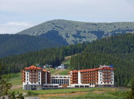 Radisson Blu Resort Bukovel – hotel w mieście Bukowel