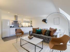 Nest Easy - Alpha House, hotel in Northampton