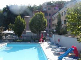 Hotel Tortorina, отель в Урбино