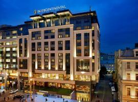 Гостиница Интерконтиненталь Москва Тверская, отель в Москве