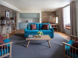 Cheval Abbey Strand Apartments, at Holyrood, appartamento a Edimburgo