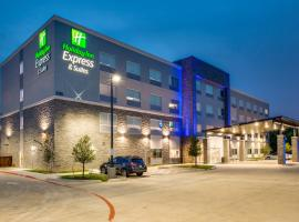 Holiday Inn Express & Suites - Denton South, hotel in Denton