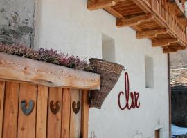 Maison Le Cler, vacation rental in Valtournenche