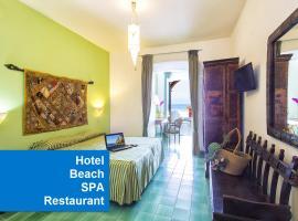 Hotel La Scogliera, hotel in zona Porto di Forio D'Ischia, Ischia