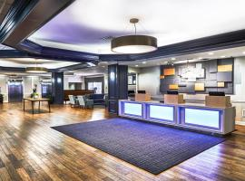 Holiday Inn Express Nashville-Downtown Conference Center, an IHG Hotel, hotel in Downtown Nashville, Nashville