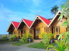 Amazon Beach Cabana, отель в Тринкомали