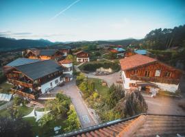 Pineta Nature Resort - Wellness & SPA, hotel in Coredo