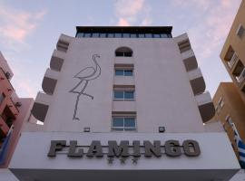 Flamingo Beach Hotel, hotel in Larnaca
