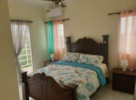 Nice Cozy Apartment with free Wifi and a Ocean View, apartment in La Romana