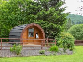 Glamping Hut, campeggio a Tyndrum