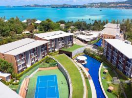 Pause on Samui Residences, hotel i nærheden af Bo Phut-molen, Bophut