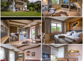 Landhaus BergMoment - adults only, apartment in Ellmau