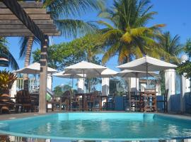 Enseada da Sereia, hotel near Arena Axé Moi Bar, Santa Cruz Cabrália