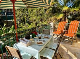 Ferienwohnung Nuages in der Villa-Fontaine-Vieille, appartement à Vence