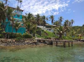Apartamento en el caribe, hotel en Colón