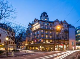 Hotel De la Paix, отель в Люцерне