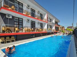 Hotel South Garden, hotel in Vityazevo