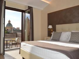 Vittorio Emanuele Boutique Hotel, hotell i Sciacca