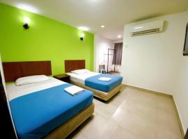 JRL廉價酒店,吉隆坡吉隆坡太子世界貿易中心附近的飯店