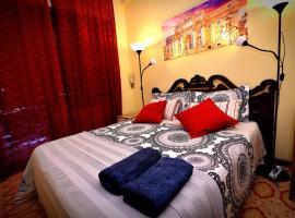 Tiberius Suite Roma, hotel a Roma