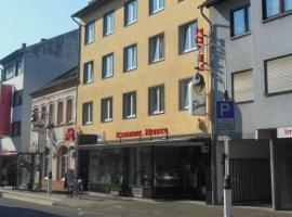 Central Hotel, Hotel in Troisdorf