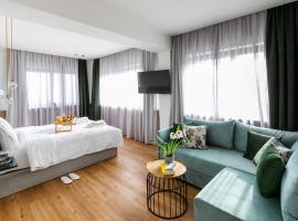 Septa Studios by Skg Apartments, apartment in Thessaloniki