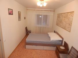 Квартира 2х комнатная в пешей доступности до вокзала Ярославль главный, апартаменты/квартира в Ярославле