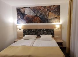 Hotel Garni Stadt Milin, hotel in Reichenbach im Vogtland