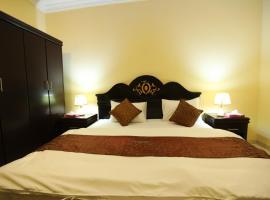 Al Eairy Apartments - Al-Damam 2, hotel em Dammam