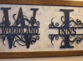 Woodland Inns, hotel near Hoh Rain Forest Visitor Center, Forks