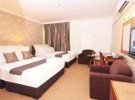峇株巴轄鵜鶘酒店,峇株巴轄的飯店