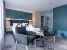 Hotel Lantier – hotel w Bytomiu