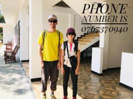Hotel First Kingdom - Anuradhapura, hotel en Anuradhapura