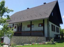 House Elena - Apartment-4, hotel in Poljanak