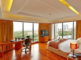 Six Seasons Hotel, hotel v destinaci Dháka