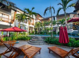 Melica Resort, hotel in Phu Quoc