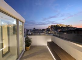 Hestia - Romvis 9, serviced apartment in Athens