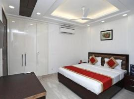 AMAR VILLA, hotel near National Rail Museum, New Delhi