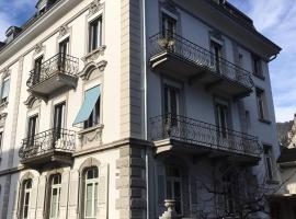 Apartment Villa Salve Interlaken, apartment in Interlaken