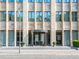 Crowne Plaza Berlin - Potsdamer Platz, an IHG hotel, hotel near Checkpoint Charlie, Berlin