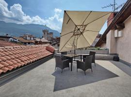 Albergo Accademia, отель в Тренто