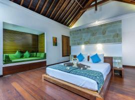 Seaview Cottage in Villa Layar, family hotel in Senggigi