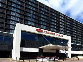 Crowne Plaza Birmingham City, hotel near Museum of the Jewellery Quarter, Birmingham