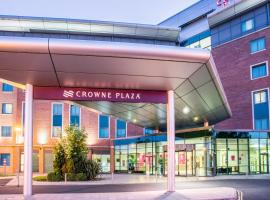 Crowne Plaza Birmingham NEC, hotel near National Exhibition Centre, Bickenhill